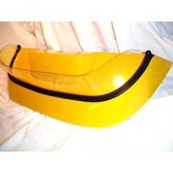Rubber windshield molding 69-70