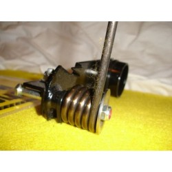 Rear axle spring  L/H 1/4 in.