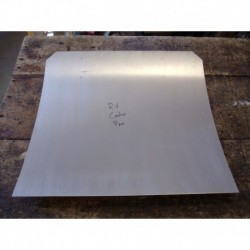 RV Center Pan aluminum