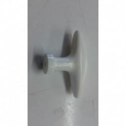 Starter handle white 64-66